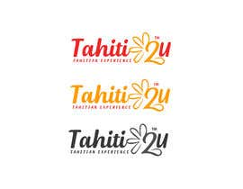 "#105 untuk Design a Logo for ""Tahiti 2 U"" oleh yasmin71design"