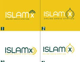 #87 för EASY: Logo for Online Radio Station av kholood91