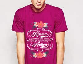 #51 for Tshirt design af alam74473