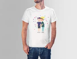 #28 for T-SHIRTS ILLUSTRATIONS by sumonsarker805
