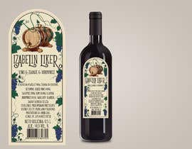 nº 11 pour Label for red wine liquor par naythontio