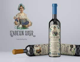nº 16 pour Label for red wine liquor par raquelroy