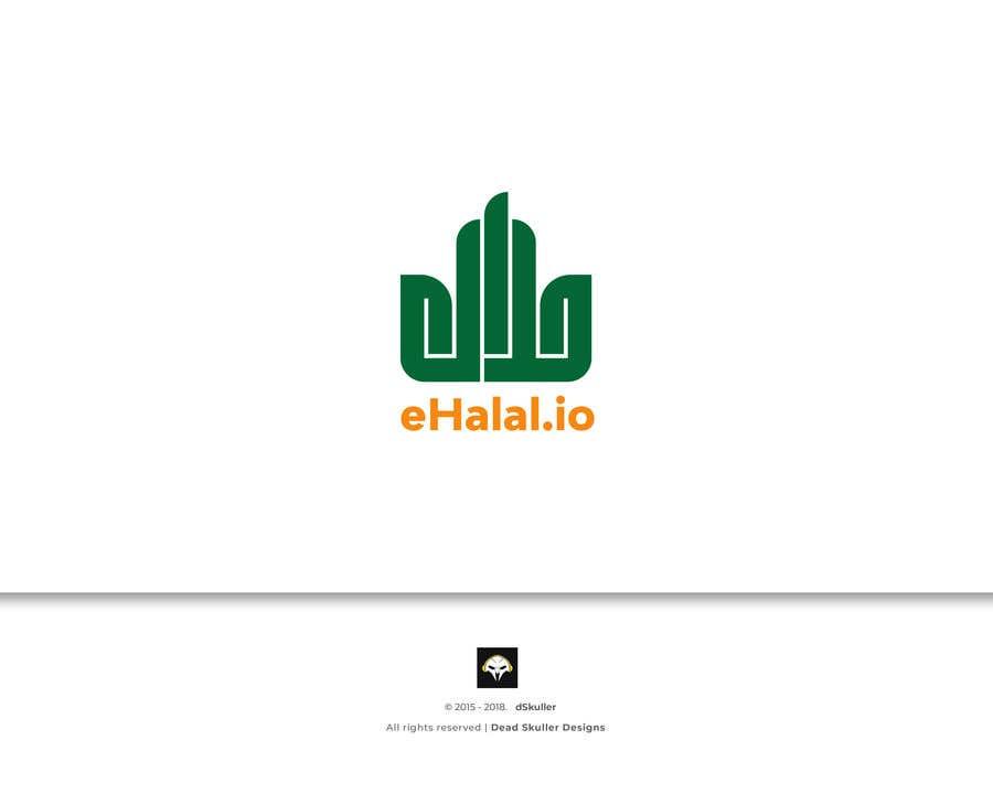 Penyertaan Peraduan #                                        32                                      untuk                                         Design a halal logo