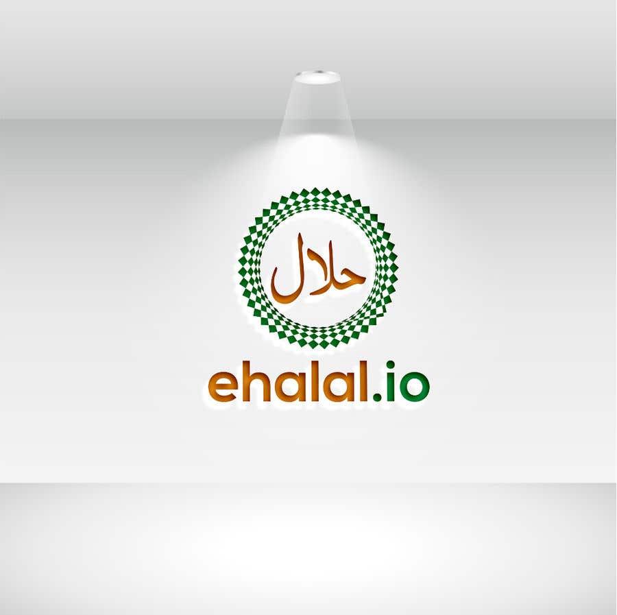 Penyertaan Peraduan #                                        36                                      untuk                                         Design a halal logo