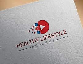 #1 สำหรับ Healthy Lifestyle Academy โดย logoking2018