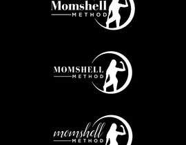 "#95 , I am seeking a new logo for my fitness brand ""Momshell Method"".  I am a mom, bikini model, fitness guru and lifestyle blogger and I'm looking for a logo that represents this brand for my website and apparel. 来自 BrilliantDesign8"