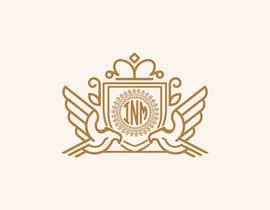 #59 dla Logo for a wedding przez marktiu66
