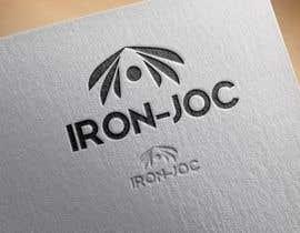#200 dla Logo for Iron-Jocs Sportswear przez eslammahran