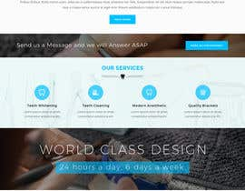 #3 for Website Mock up PSD - Prestige af ayan1986