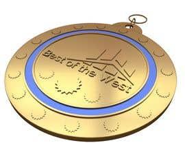 #7 для Design a medal від anto2178