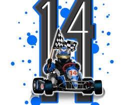 #19 for Cartoon Kart Vector Illustration af soec34