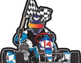 #15 for Cartoon Kart Vector Illustration by Sico66