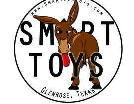 #9 สำหรับ I need a logo designed. Company name is Smart Ass Toys. Need a donkey in it.  Something cool and funny.  Ill use it to print on shirts as well as webiste. โดย danettelinde