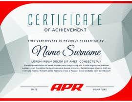 Nro 18 kilpailuun Certificate design - authenticity käyttäjältä MalikSaM89