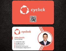 #29 for Create pro business card for small IT company by patitbiswas