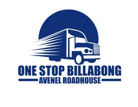 #20 para Logo Design for ( One Stop Billabong Avenel Roadhouse ) por AvishekM