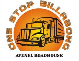 #30 para Logo Design for ( One Stop Billabong Avenel Roadhouse ) por ElenaKuzmich
