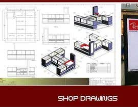 #2 for Need 3d designs for Stall for Ladies Accessories af fperezvargas
