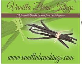 maani107 tarafından Design a sticker for a Vanilla Beans company için no 11