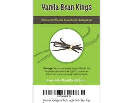 Shrikant2 tarafından Design a sticker for a Vanilla Beans company için no 8