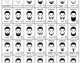 #21 for Beard Illustrations af letindorko2