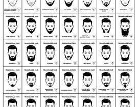 Nro 33 kilpailuun Beard Illustrations käyttäjältä letindorko2