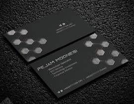 Nro 372 kilpailuun Metal Business Card Design käyttäjältä tamamallick