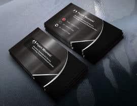 Nro 367 kilpailuun Metal Business Card Design käyttäjältä graphicfair08