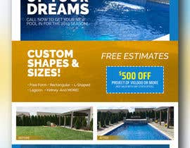 #8 cho Design Advertisement For Pool Business bởi akidmurad