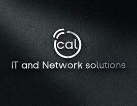 #8 para Cal IT and Network solutions needs a logo design design por wilfridosuero