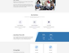 #2 for One Page Services Launch Website by humayunahmed82