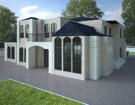 #14 for 3D design rendering for Exterior and interior by ahmeddola7988