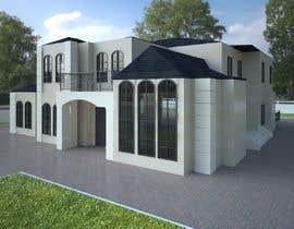 #14 untuk 3D design rendering for Exterior and interior oleh ahmeddola7988