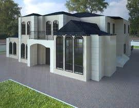 #20 untuk 3D design rendering for Exterior and interior oleh ahmeddola7988