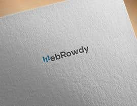 #94 za A Logo for the WebRowdy.com od sadikuls874