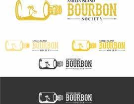 #98 for Design a logo for the Amelia Island bourbon Society af paijoesuper