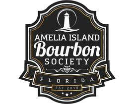 #74 for Design a logo for the Amelia Island bourbon Society af tlacandalo