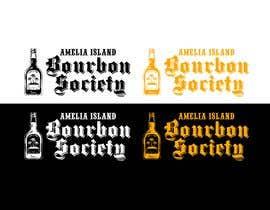 #91 for Design a logo for the Amelia Island bourbon Society af jones23logo