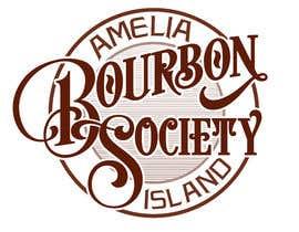 #116 for Design a logo for the Amelia Island bourbon Society af Tkamari
