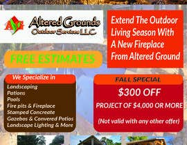 #5 for Design Advertisement For Landscaping Business by nittanandaroy
