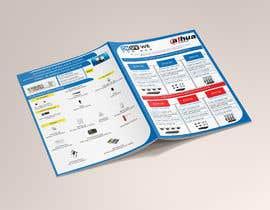 nº 7 pour Design an A4 size brochure par lipiakhatun8