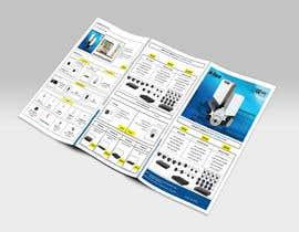 nº 22 pour Design an A4 size brochure par PJ420