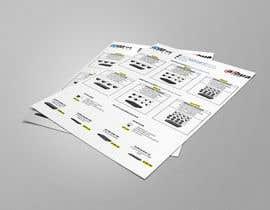 nº 6 pour Design an A4 size brochure par pixelbd24