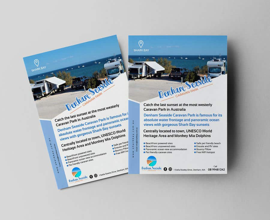 Proposition n°7 du concours Design an Advertisement (210mm x 275mm +5mm Bleed free format)