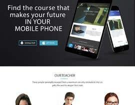 #9 za Build me a website design and logo for website along with fevicon icon od drima16