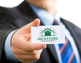 nº 144 pour create a logo for a real estate restoration company that follows the fibonacci sequence par ahraju0011