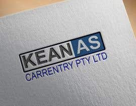 #18 for Logo Design (Kean AS Carpentry Pty Ltd) -- 5 af aga5a2985f45d9e4