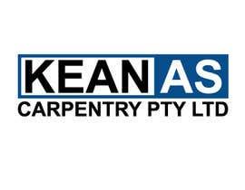 #4 for Logo Design (Kean AS Carpentry Pty Ltd) -- 5 af Mostafiz600