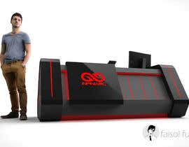 #40 untuk Checkout counter for gaming store oleh faisolfuady