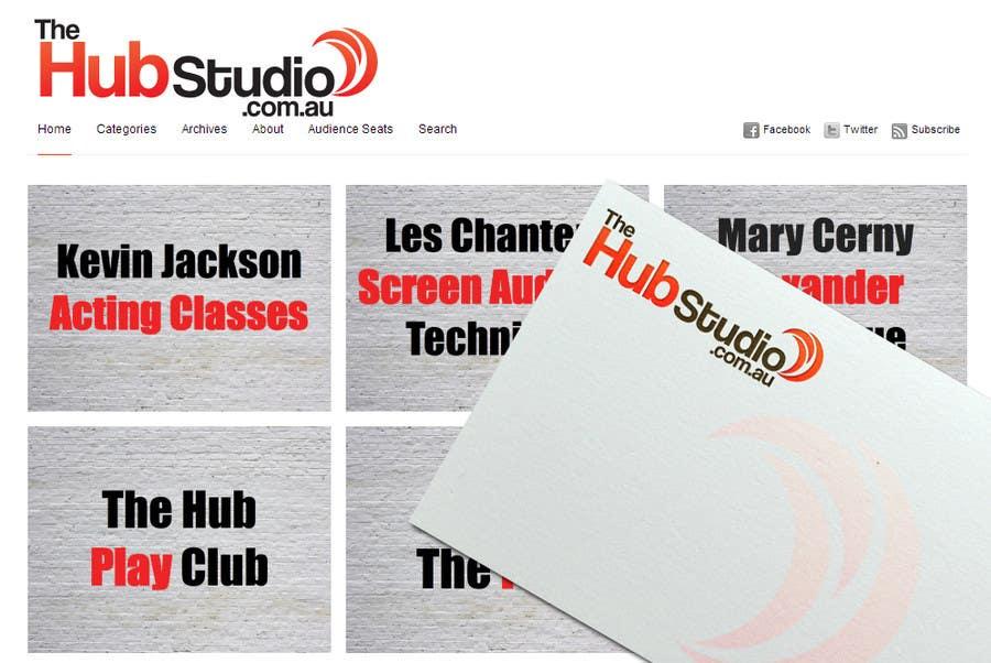 Конкурсная заявка №406 для Logo Design for Acting Studio